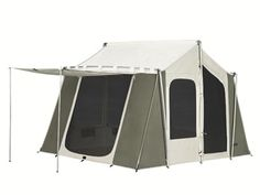 Kodiak Canvas Tent 6121 Cabin 6 Person Camping Tents All-Season. New and improved version of the Owners manual available for model 6121 at request. Best Tents For Camping, Cool Tents, Family Camping, Tent Camping, Camping Cabins, Outdoor Camping, Camping Shelters, Family Tent, Camping Style