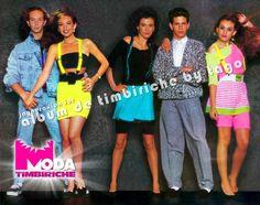 Timbiriche Thalia, Mexican Fashion, 2000s, Fashion Inspiration, Vintage Fashion, Celebrity, Friends, Mexico Fashion, Boyfriends