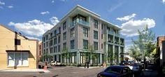 The Spectator Hotel// Downtown #Charleston, SC #LuxuryHotel  Under Development