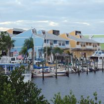 Fisherman's Village, Punta Gorda, Florida- Take a boat tour, dine at The Captain's Table, & Shopping all in one! I've loved the village since I was a little girl & it's still great!
