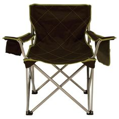 The Big Kahuna chair sports extra large, thick walled steel tubing, generous seat dimensions, and features galore. This chair is ideal for those who demand a seat that is absolutely guaranteed to perform. Camping Furniture, Couch Furniture, Outdoor Furniture, Folding Camping Chairs, Folding Chair, Lawn Chairs, Outdoor Chairs, Garden Chairs, Adirondack Chairs