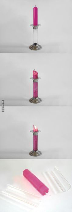 criative candle
