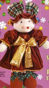 ratona paquita 50 Reno, Teddy Bear, Christmas Ornaments, Toys, Holiday Decor, Home Decor, Flower, Vestidos, Decorating Bottles