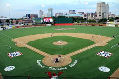 """The family will """"go nuts"""" for Wichita's hometown team, the Wingnuts. On summer evenings, a Wingnuts game is the perfect way to spend time with family."""
