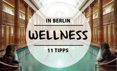 Gestresst, verspannt, geschunden? Ob Therme, Spa, Sauna oder Kosmetikstudio – diese 11 Orte helfen euch beim Abschalten und Entspannen.