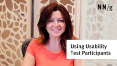 Task Scenarios for Usability Testing