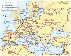 medieval trade - Cerca con Google