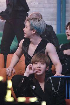 Wonho ft Hyungwon and Jooheon