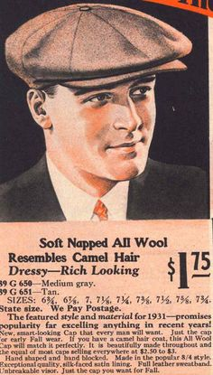 men's fashion 1930's pictures - Google Search