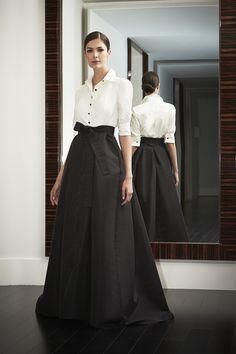 The Night Collection   Carolina Herrera — Lookbook