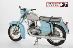 1965 CZ Jawa 450_5 Deluxe Country Antique Motorcycles, Cars And Motorcycles, Motor Scooters, Motor Car, Scooter Bike, Bicycle, Moto Jawa, Cafe Racing, Old Bikes