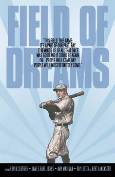 FIELD OF DREAMS Movie Quote Poster by ManCaveSportsSigns on Etsy, $18.00