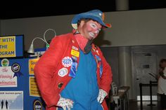Denny the Clown | South Florida Fair