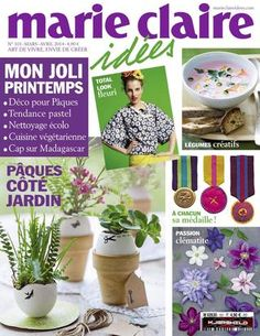 Marie claire idees n 101 mars avril 2014