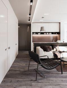 Дизайн проект квартиры на Саксаганского