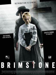 Brimstone (2016, Martin Koolhoven) - seen in November on DVD.
