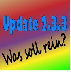 Update 2.3.3 Planung