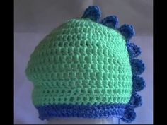 This Crochet lesson will be how to make a Dinosaur Beanie  It is rated as a easy/intermediate project.  It can be made in preemie to adult sizes  Do you have a Facebook Account? Just search for Bobwilson123. Share you latest projects, ideas and photos   Don't have a FaceBook Page? Share your photos and send them to bobwilson123@iprimus.com.au. I...