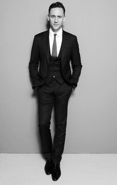 I like my men tall, rich, and well dressed. Tom hiddleston definitely fits all of those categories