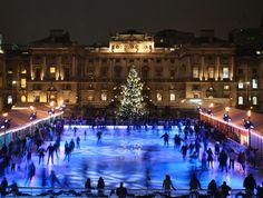 Top 10 ice skating rinks around the world
