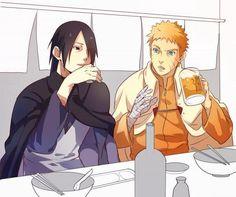 ATENCIÓN:   Contiene Spoilers.   Naruto luego de la cuarta guerra nin… #fanfic # Fanfic # amreading # books # wattpad