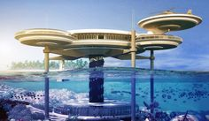 Star Trek Underwater Hotel to Open in Maldives « The Private ...