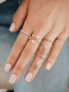 Stylish Jewelry, Simple Jewelry, Dainty Jewelry, Cute Jewelry, Jewelry Accessories, Women Jewelry, Jewelry Design, Stylish Rings, Bling Jewelry