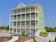Vacation Rentals - Bluewater NC