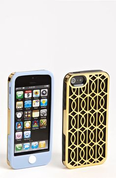 Tech Candy Metallic iPhone 5 Case available at #Nordstrom