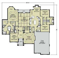 Bardmoor 1172 Arthur Rutenberg | House plans | Pinterest | House