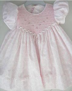 Sweet smoked heirloom bab dress