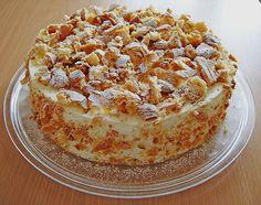 Flockensahneschnitten, ein beliebtes Rezept aus der Kategorie Kuchen. Bewertungen: 22. Durchschnitt: Ø 4,5.