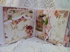 French Garden Mini Album