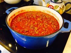 The Actual Olive Garden Bolognese Sauce Recipe (Spaghetti Sauce)