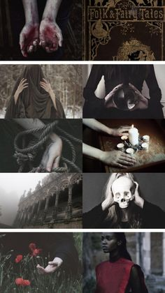 """witches aesthetic: """"I myself have seen this woman draw the stars from the sky; she diverts the course of a fast-flowing river with her incantations; her voice makes the earth gape, it lures the spirits from the tombs, send the bones tumbling from the dying pyre. At her behest, the sad clouds scatter; at her behest, snow falls from a summer's sky."""""""