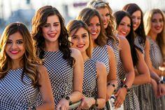 USGP Grid Girls 2014 Formula 1 Girls, Formula One, Pit Girls, Grid, Queens, Couple Photos, Couples, Couple Shots, Couple Photography