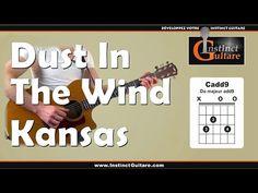 Dust In The Wind (Kansas) à la guitare - Introduction   Instinct Guitare
