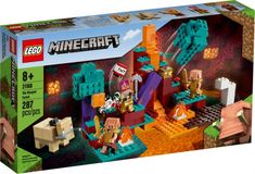 Lego Minecraft, Video Minecraft, How To Play Minecraft, Minecraft Party, Shop Lego, Buy Lego, Lego Creator, Legos, Minecraft Characters