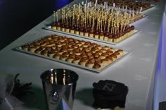 Barcelona, Catering, Candles, Fiesta Party, Catering Business, Barcelona Spain, Candy, Candle, Pillar Candles