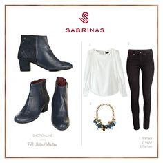 Sabrinas Shanghai Alaska Marino.|| The Shanghai Alaska Marino Sabrinas. #Sabrinas #Trends #Shoes #Look #MadeInSpain #FW1415