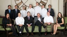 Our wonderful team at the Columbus Hospitality Group!