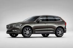 Volvo XC60 (2017): Infos, Motoren & Preise