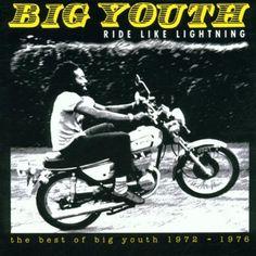 Big Youth - Ride Like Lightning LP