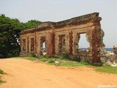 """Las Ruinas en Aguadilla, Puerto Rico. """"Ruins in Aguadilla, Puerto Rico."""""""