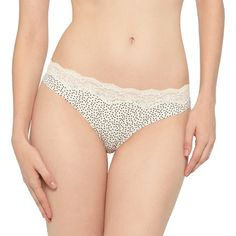 20435e1b223b Women's Laser Cut Thong - Gilligan & O'Malley™ : Target Lacy Lingerie