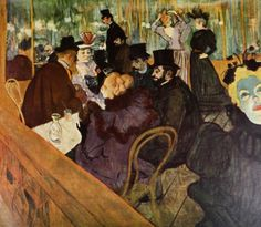 Toulouse-Lautrec while capturing Montmartre & much more...