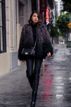 Over-Knee Boots Contribute to Effortless Chic Outfits | Styles Weekly