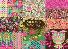 Woodland Whimsy by Mary Beth Freet