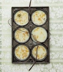Melt & Pour - Marigold, Honey And Oatmeal Soap Recipe (Scroll down page for recipe and directions. This sounds neat! - Deb)