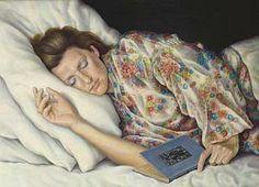 Zeiler, Kik In slaap gevallen Sleeping Women, People Sleeping, Sleepy, Books To Read For Women, Sleep Dream, Carl Larsson, Audrey Kawasaki, Lay Me Down, Andrew Wyeth